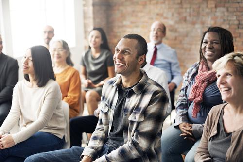 Kennenlernen und Ankommen in der Gruppe. Wie stelle ich mir meine berufliche Zukunft vor?